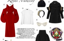 FASHION IQ TREND REPORT :  ROYAL MODESTY