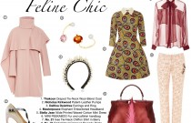 FASHION IQ TREND REPORT : FELINE CHIC