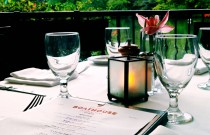 SUNDAY LUNCH: Central Park Boathouse