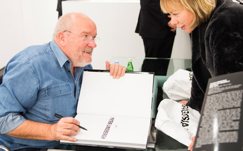 The Peter Lindbergh Book Launch