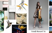 Trends & Tips: The Fendi Resort 2016 Collection