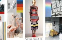 RAINBOW BRIGHT: Playing Dress Up with Colorful Stripes