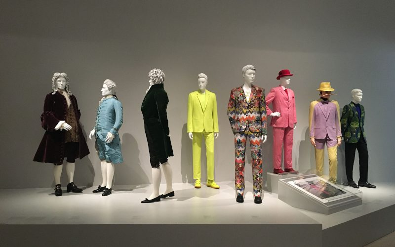 It's Reigning Men: LACMA's Ultimate Menswear Retrospective
