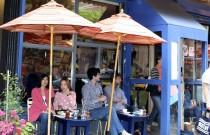 SUNDAY BRUNCH: Cafe Gitane, Mott st