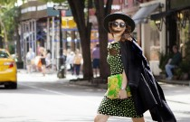 NEW YORK MINUTE: STREET STYLE