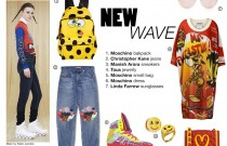 FASHION IQ TREND REPORT: THE NEW WAVE