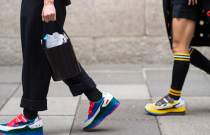 SOCKS AS AN ACCESSORY : THE RIGHT WAY