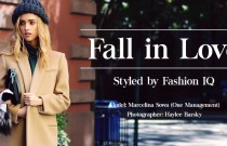 FASHION IQ EDITORIAL SHOOT: FALL IN LOVE