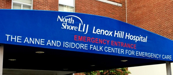 MASHA LOPATOVA: A Night At Lenox Hill Hospital