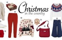 FASHION IQ TREND : Christmas In The Country