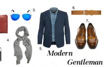 FASHION IQ TREND : Modern Gentleman