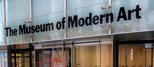 MASHA LOPATOVA: MoMA Museum, My Barneys Of Art