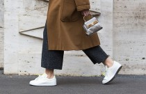 TENNIS SHOES: Fashion IQ's Favorite Trend For South Of Your Ankles