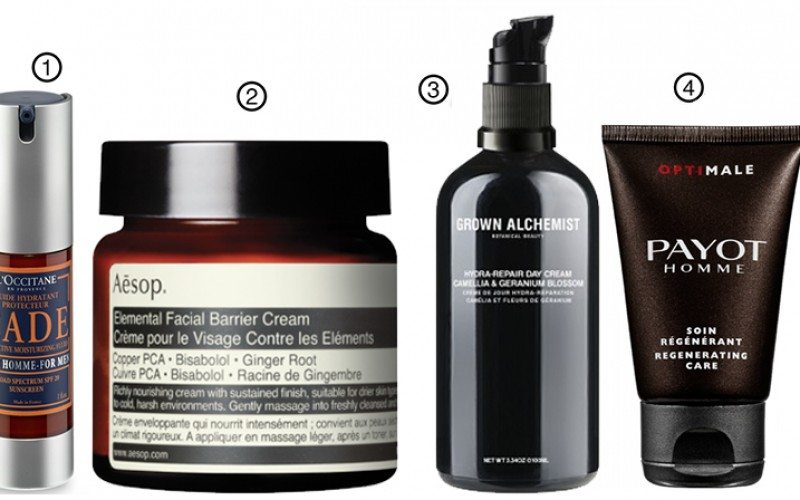 MEN CARE : Our Recommendations For Skin Winter Protection
