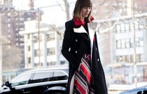 NYFW FASHION IQ SELECTION : Street Style. Day 6