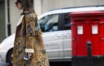 STREET STYLE by Adam Katz Sinding : London Fashion Week Fall 2015