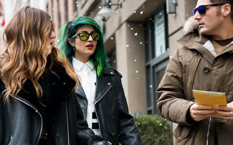 STREET STYLE: Weekly selection