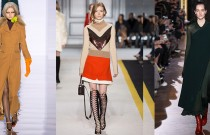 PARIS FASHION WEEK: Top Trends for Fall 2015
