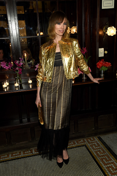 2015 Tribeca Film Festival CHANEL Artists Dinner At Balthazar