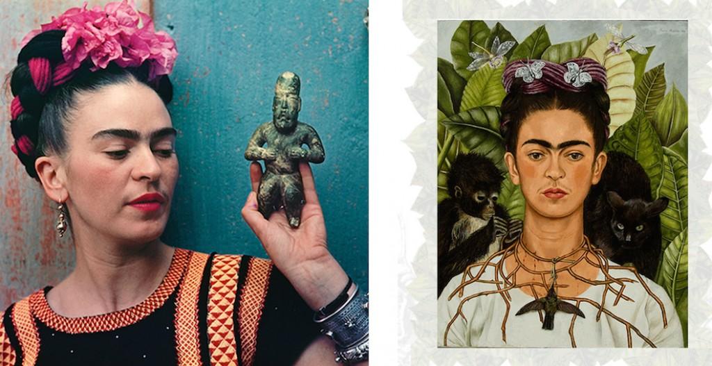 Frida Kahlo, Fashion Concierge