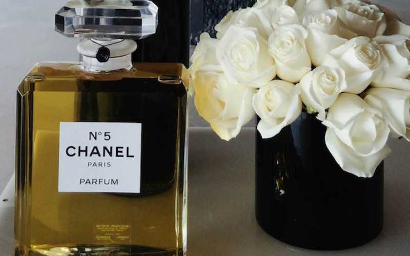NYC CHANEL EXHIBIT: N°5 in a New Light
