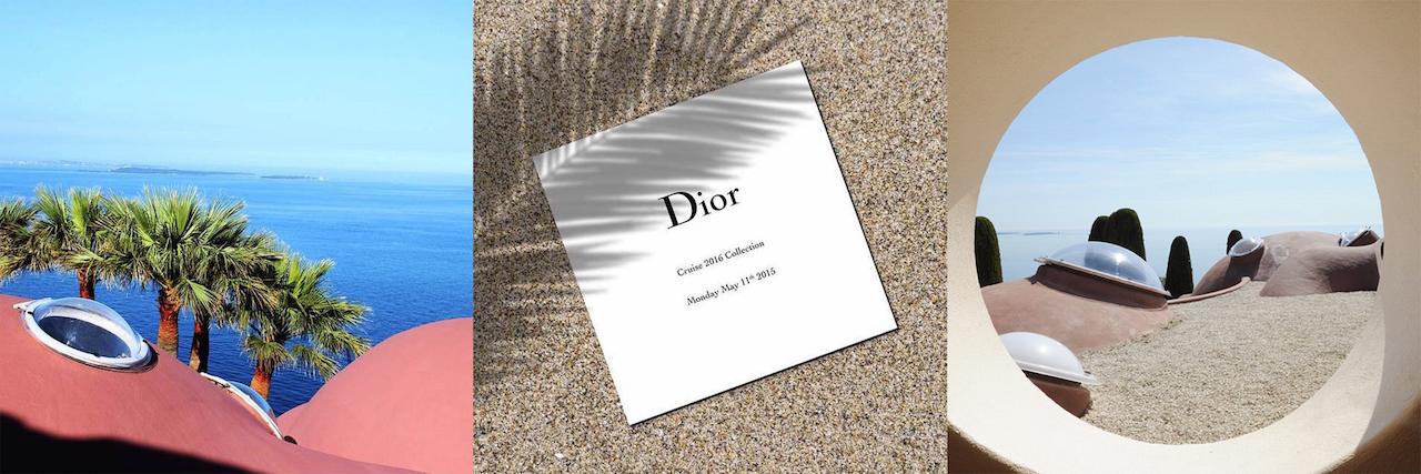dior show 2016