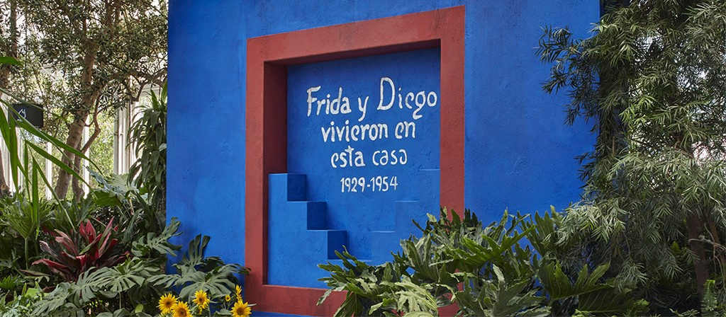 Frida Kahlo's Garden, Fashion Concierge