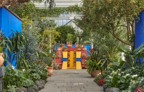ART CULTURE: Frida Kahlo's Art, Garden & Life Exhibition in NYC