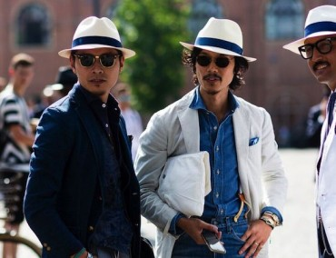 Pitti Uomo Street Style by Nabile Quenum