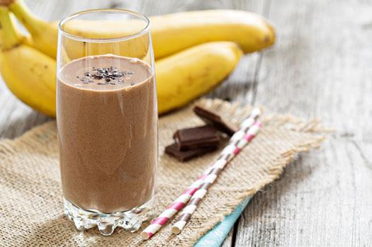 Chocolate-Banana-Smoothie