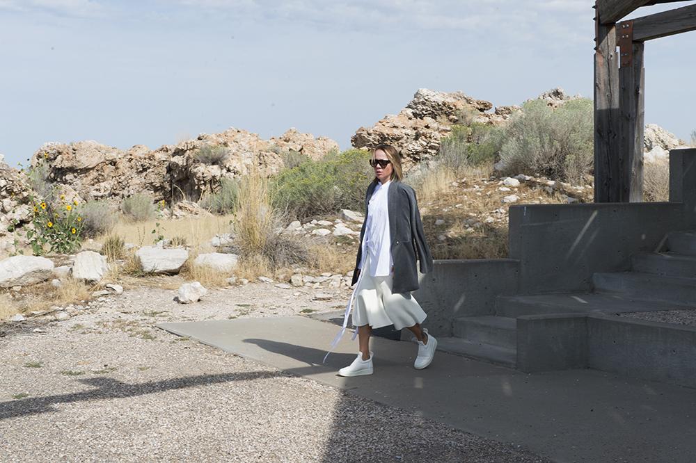 Céline Skater Shoes, Masha Lopatova Kirilenko