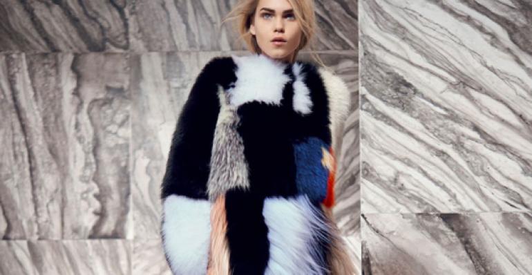 FENDI Fur