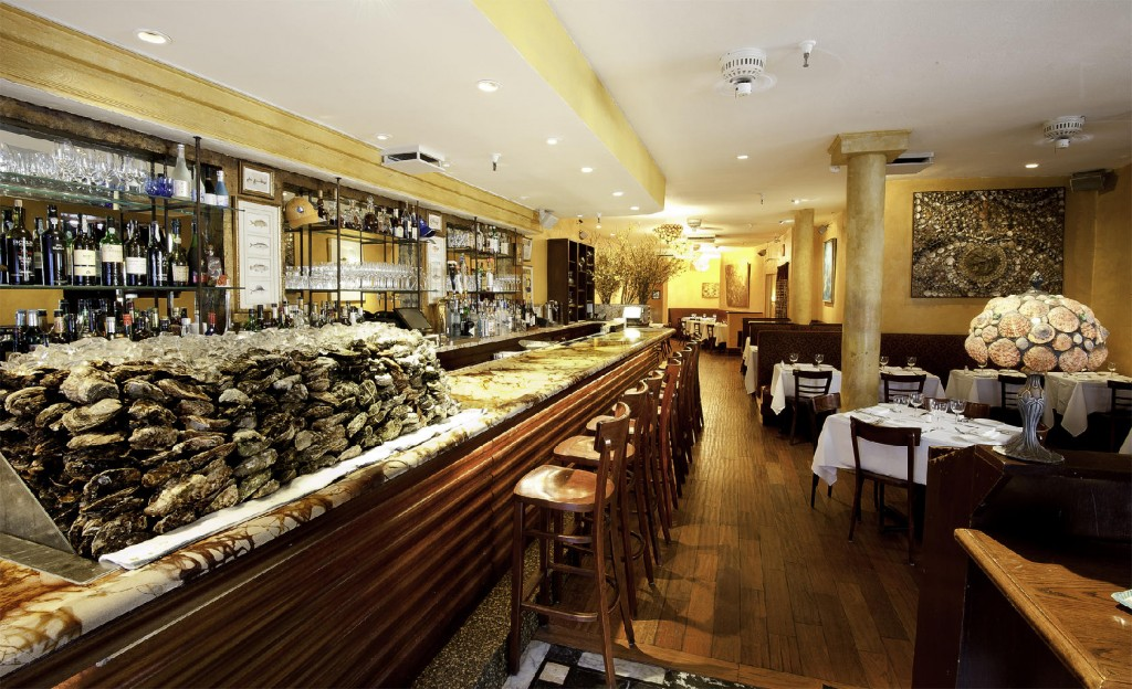 Great Oysters in NYC