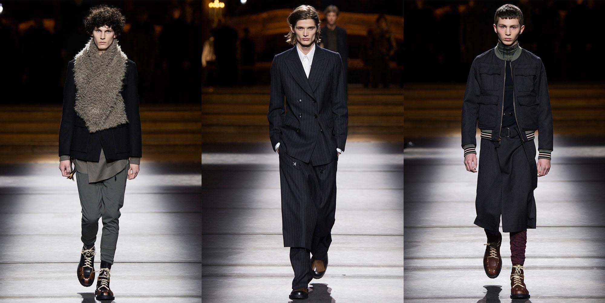 Menswear Paris DrisVanNoten