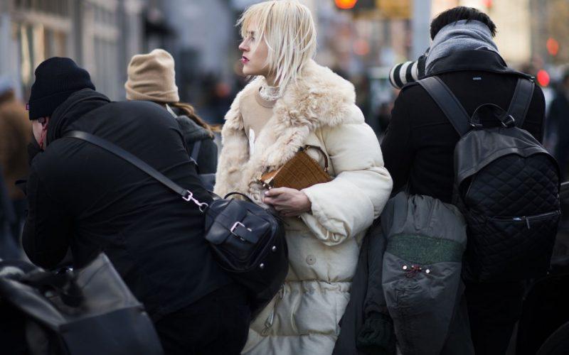 New York Fashion Week Fall 2016 Street Style. Day 1-4