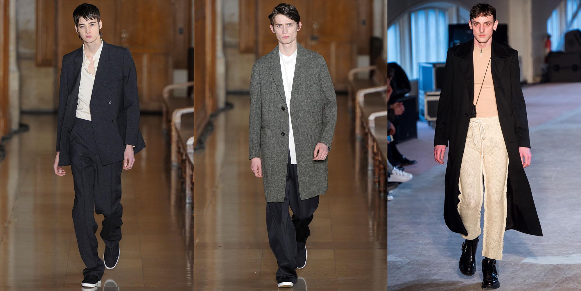Menswear Paris Lemare