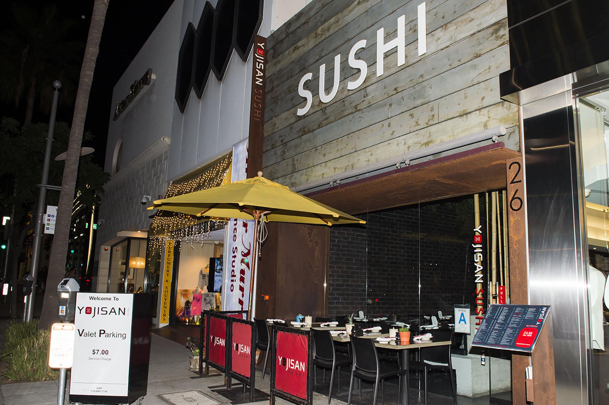 Yojisan Sushi