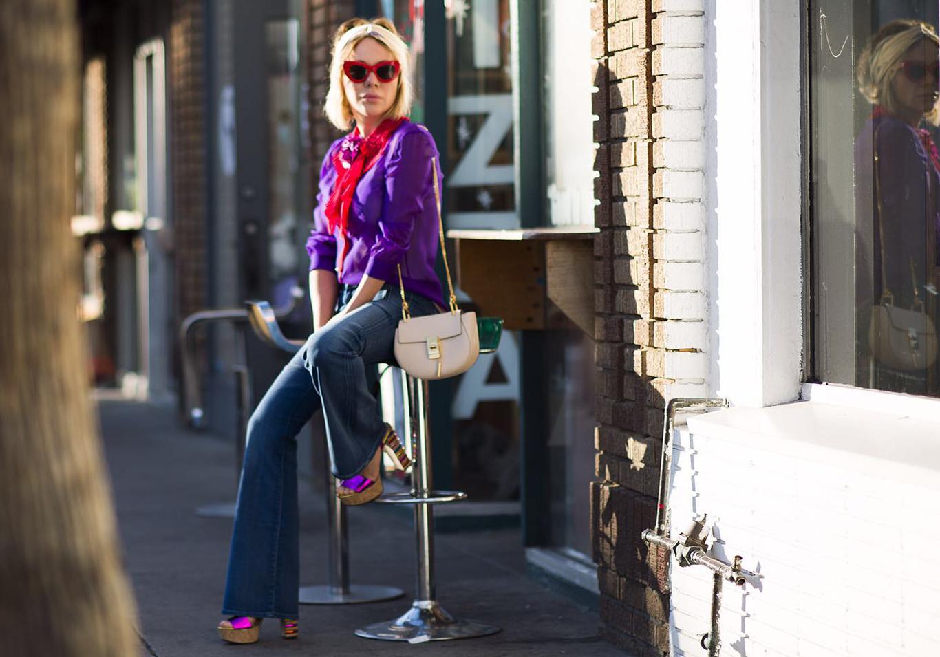 Fashion's Brightest Palette
